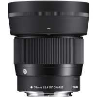 Sigma 56mm F1.4 DC DN | Contemporary | Canon EF-M mount