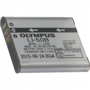 Olympus LI-50B Lithium Ion Rechargeable Battery