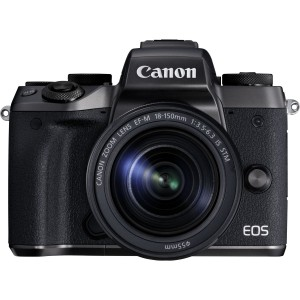 Canon EOS M5 EF-M 18-150mm IS STM (Black)