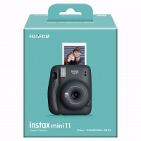 Fujifilm Instax Mini 11 (Charcoal Gray)