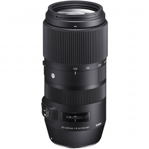 Sigma 100-400mm F5-6.3 DG OS HSM | Contemporary | Canon EF mount