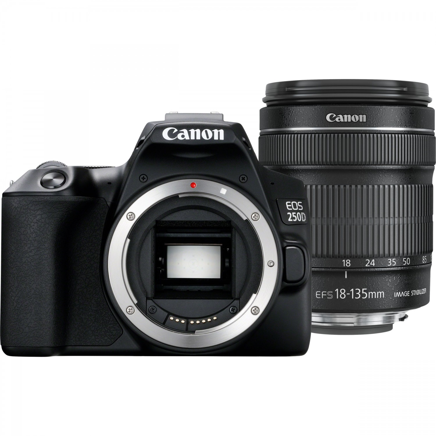 Canon EOS 250D 18-135mm IS STM