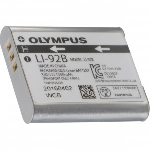 Olympus LI-92B Lithium Ion Rechargeable Battery