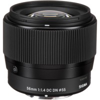 Sigma 56mm F1.4 DC DN | Contemporary | Micro Four Thirds mount