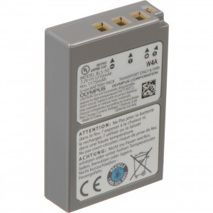 Olympus BLS-50 Lithium Ion Rechargeable Battery