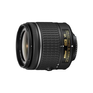 Nikon AF-P DX NIKKOR 18-55mm f/3.5-5.6G VR (white box)