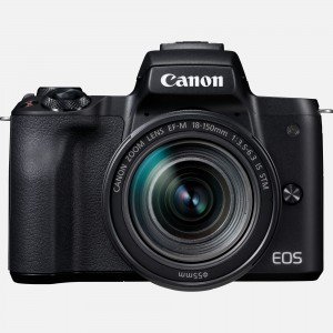 Canon EOS M5 EF-M 18-150mm IS STM (Black) - Demonstracinis (expo)