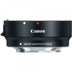 Canon Mount Adapter EF-EOS M (EF/EF-S to EOS M)