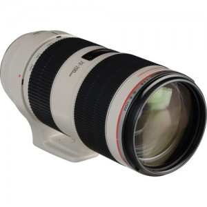 Canon EF 70-200mm f/2.8L IS II USM - Demonstracinis (expo)