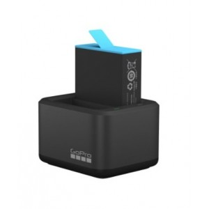 GoPro Dual Battery Charger + battery (Hero9 Black)