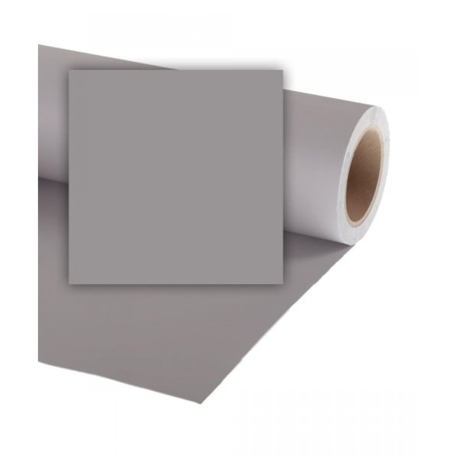 Popierinis fonas Colorama 2,72x11m Cloud Grey 23